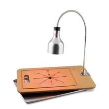 Cres Cor IFW-61-WF-PN Carving Station Star Series, countertop, (1) 250 watt lamp, portable infra red warmer, flexible arm tension, on/off switch