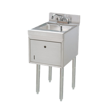 Advance Tabco SC-15-TS-X Underbar Basics Hand Sink, free standing, 15