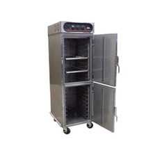 Carter-Hoffmann CH1800 Cook & Hold Cabinet, electric, electronic controls, cook to time or temperature, meat probe included, (18) 18