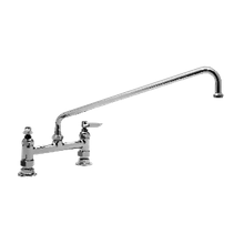T&S Brass B-0222-M Mixing Faucet, deck mount, 6