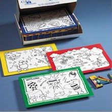 PLACEMAT COLOR ME (1000)