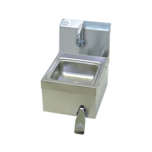 Advance Tabco 7-PS-63 Hand Sink, wall model with skirt, 9