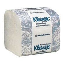 TOILET TISSUE 2 PLY FOLDED 250 PER PACK (36)