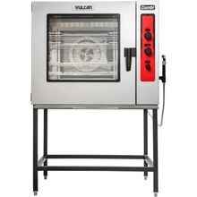 Vulcan ABC7G-NAT Combi Oven/Steamer, natural gas, boilerless, (7) 18
