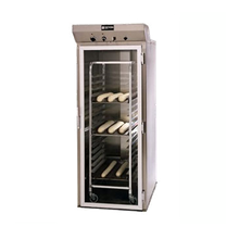 Doyon DRIP1TLO Proofer Cabinet, roll-in, one-section, capacity one (TLO) double or (2) single racks, solid state heat/humidity controls, auto. water
