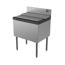 Perlick TSD42IC10 TSD Series Underbar Ice Bin/Cocktail Unit, modular with cold plate, 42