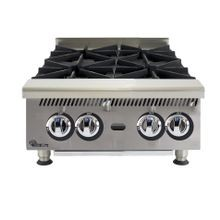 Star 804HA Ultra-Max Hotplate, countertop, gas, 24