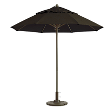 Grosfillex 98800231 Windmaster Umbrella, 9 ft., round top, 1-1/2
