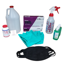 Personal Protective Supplies Package