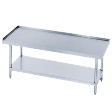 Equipment Stand, 18 gauge stainless steel top, 30