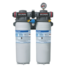 Bunn-O-Matic 39000.0012 EQHP-TWIN70L Easy Clear Water System, high performance, 70,000 gallon (6 months), 6.68 gpm, reduced sediment, chlorine