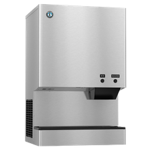 Hoshizaki DCM-300BAH Ice Maker/Water Dispenser, Cubelet-Style, air-cooled, self-contained condenser, production capacity up to 321 lb/24 hours at