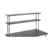 Eagle DOS12132-16/4 Overshelf, table mount, 132