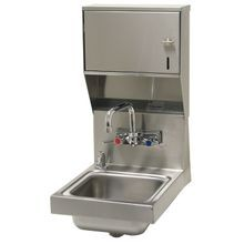 Advance Tabco 7-PS-84 Hand Sink, wall model, 9