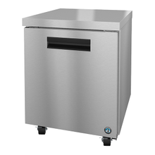 Hoshizaki UF27A Commercial Series Undercounter Freezer, Reach-In, One Section, 7.2 Cu.Ft., Self-Contained Refrigeration System, Solid Hinged Door