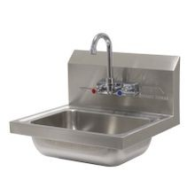 Advance Tabco 7-PS-60 Hand Sink, wall model, 14