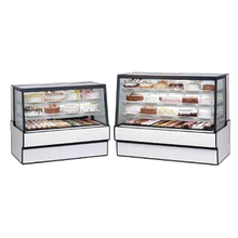 Federal SGR5048 High Volume Refrigerated Bakery Case, 50