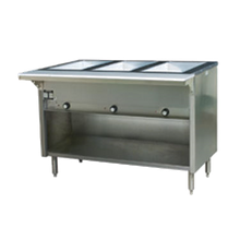 Eagle HT3OB-240-3 Spec-Master Hot Food Table, electric, 48
