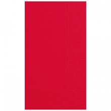 Hoffmaster 180511 Napkin Dinner Red 2 Ply (1000)