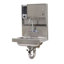 Advance Tabco 7-PS-80 Hand Sink, wall model, 14