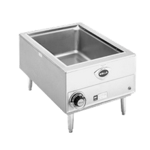 Wells SMPT-D Food Warmer, countertop, electric, one 12