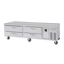 Beverage Air WBC75 Reach-In Blast Chiller, front breathing, designed to reduce the temperature of 75 lbs. of 2 thick, uncovered food from 160F to