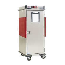 Metro C5T9-ASL C5 T-Series Transport Armour heavy-duty insulated mobile heated cabinet, full height, adjustable lip load slides 3-2/5
