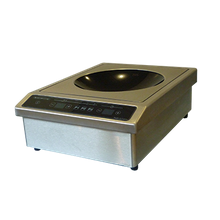 Equipex BWIC 3600 Adventys Induction Wok Range Warmer, electric, semi-recessed, (1) burner, capacitive touch controls, (25) power levels, built-in