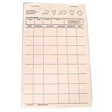 WAITER PAD 1 PART 8 LINE 100 SHEET/PAD (50)