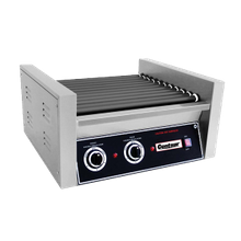 Centaur ABRG30 Hot Dog Grill, roller type, electric, 30 hot dog capacity, stainless steel construction