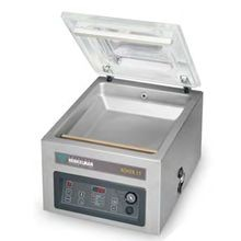 Henkelman BOXER 35 W/GAS FLUSH & LI Combivac Boxer 35 Vacuum Packaging Machine, countertop, 13-1/2