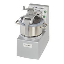 Robot Coupe BLIXER 8 Blixer, Commercial Blender/Mixer, vertical, 8 qt. capacity, stainless steel bowl with handle, pulse switch, 2 blade adjustable