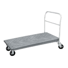 Winholt PN2448 Nesting Cart, single platform, shelf size approximately 24