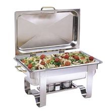 CHAFER FULL SIZE DELUXE ABC STAND UP LID