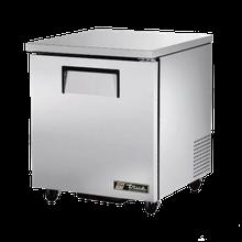 true tuc 27 undercounter refrigerator 33 38 f stainless steel top - Commercial Undercounter Refrigerator