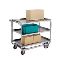 Lakeside 954 Tough Transport Utility Cart, 3-tier, 48