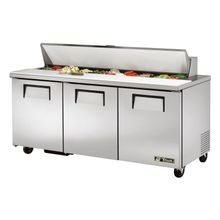 TRUE TSSU-72-18-HC Sandwich/Salad Unit, (18) 1/6 size (4