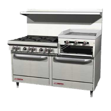 Southbend 4601DC-2RR Ultimate Restaurant Range, gas, 60
