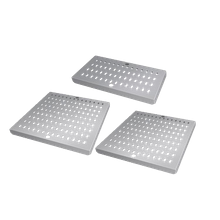 Hatco CWB-5FB Perforated false bottom, for CWB-5, uses (1) CWB-1FB and (2) CWB-2FB