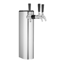 Perlick 66500-8B Winged Bridge Draft Beer Tower, countertop, 32-5/8