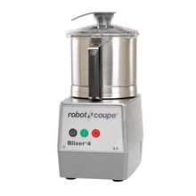 Robot Coupe BLIXER 4 Blixer, Commercial Blender/Mixer, vertical, 4.5 qt. capacity, stainless steel bowl with handle, stainless steel