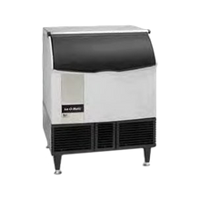 IceOMatic ICEU305FW ICE Series Cube Ice Maker, cube-style, undercounter, water-cooled, self-contained condenser, approximately 143 kg (314 lb)