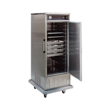 Carter-Hoffmann PHB480HE Refrigerated Cabinet, mobile, insulated, bottom-mounted refrigeration, universal for (12) 18