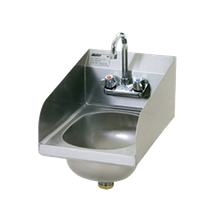 Eagle HSAN-10-F-LRS-1X Hand Sink, wall mount, 9-3/4