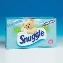 SNUGGLE FABRIC SOFTENER SHEETS BLUE SPARKLE 6/120 CT
