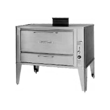 Blodgett 966 BASE Oven, deck-type, gas, (base section only) 42