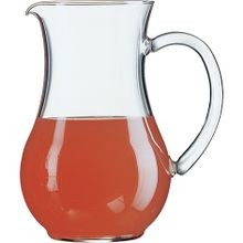 PITCHER W/POUR LIP 44OZ 6PC/CS