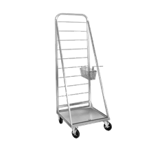 Channel FBR-27 Fry Basket Rack, mobile, 23-1/2