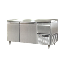 Continental DLRA60-SS Designer Line Refrigerated Base Worktop Unit, 60