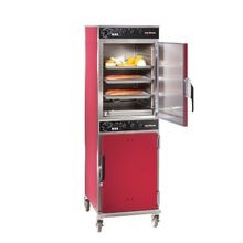 Alto-Shaam 1000-SK/I Halo Heat Slo Cook and Smoker Oven, electric, low-temperature, double-deck, standard depth, 120 lb. capacity each